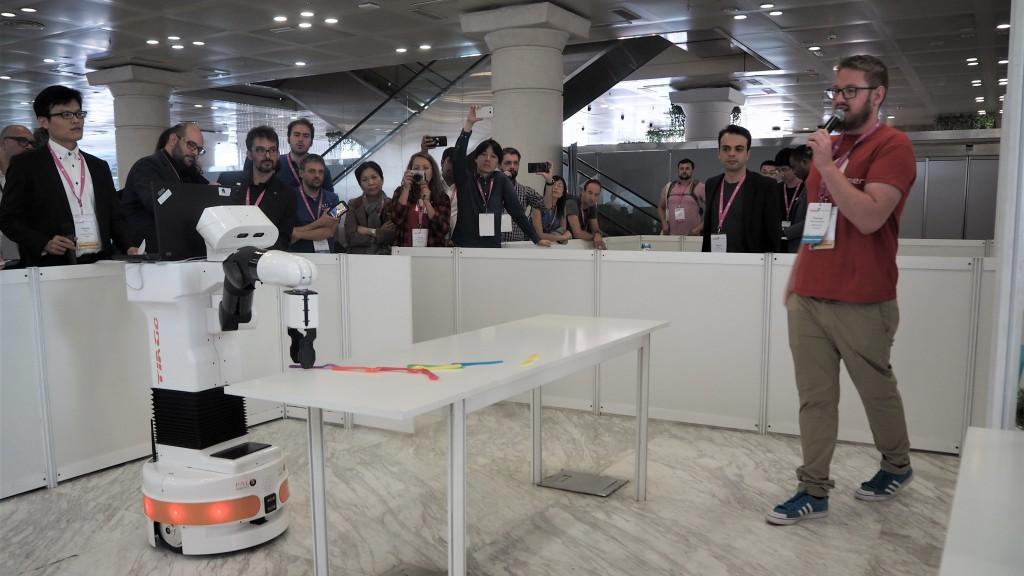 HOMER Team pal robotics tiago