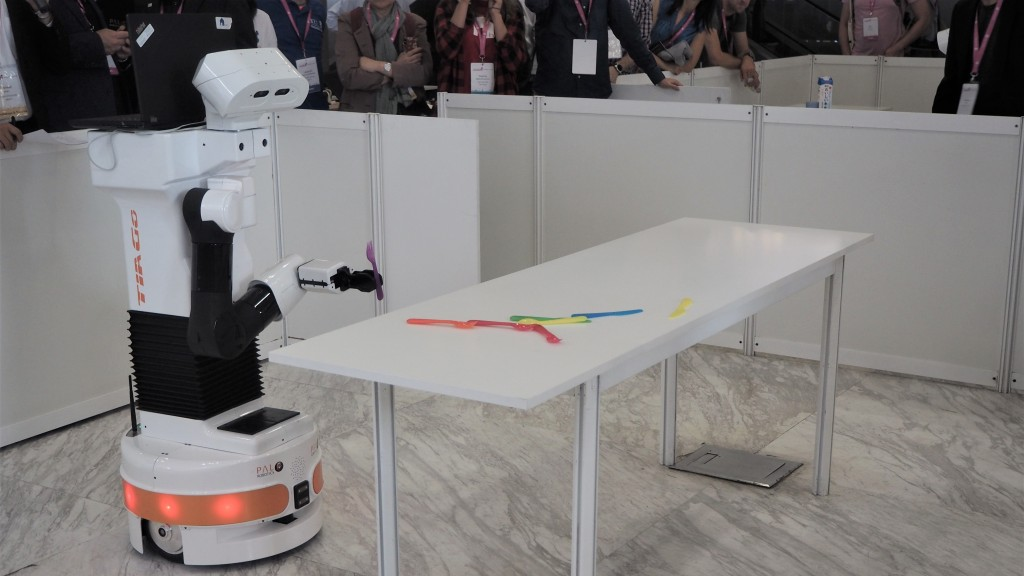 HOMER Team tiago robot hackathon