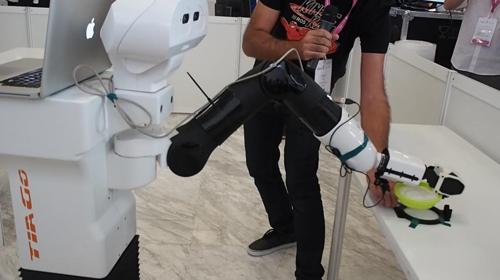 IRI Team tiago robot